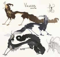 Vavers by Lingrimm
