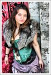 Daughter of Westeros by NitzkaPhotography