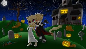 RQ halloween theme: Night of the Vampire King by Zboys