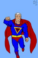DCNow - Superman by Riddick99