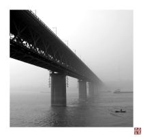 Wuhan Yangtze River Bridge by Lynn0814