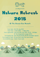 Nature-Retreat-Poster rgb by Adbawany