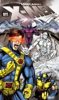 X-Men NUKE by leandro-sf