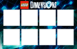 Top Lego Dimensions Template by captain-poops