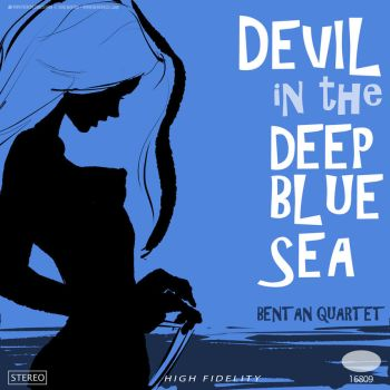 Devil In Deep Blue Sea by BenTanArt
