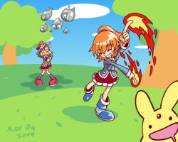 Puyo Puyo 7 by BG87