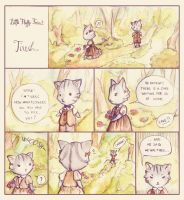 Little Fluffy Forest - Comic Episode 2 by Ninelyn