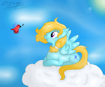 RQ - A Cloud Top by xStage