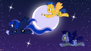 Festival of the Full Moon by flashlighthouse