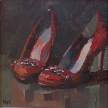 Red Shoes by tpost