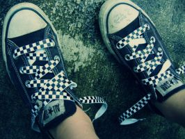 Converse by courtnaii