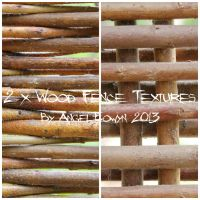 Wood Fence Texture Pack by AngelEowyn