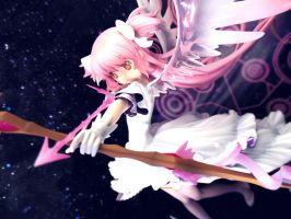Goddess Madoka 1/8 scale by GoodSmile Company by ladyriven