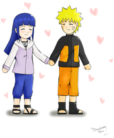 Let's go my little Hinata by StrawberryHini