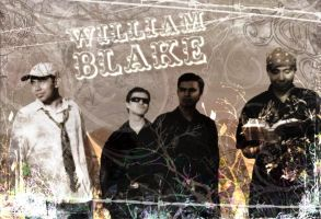 WILLIAM BLAKE CD COVER by thecarlosmal