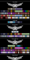 STF Ribbons Examples by ChevronTango