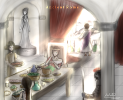 Life of a Roman Emperor by Akeita