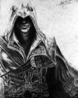 Ezio Auditore da Firenze by Slightly-Spartan
