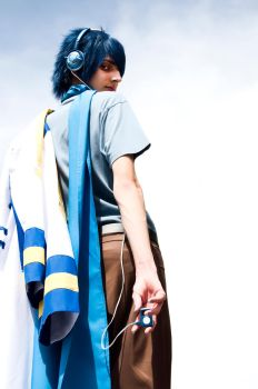 Cosplay Kaito 05 by CosplayCami