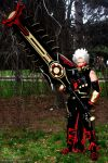 Haseo at Ludicomix by Psydis