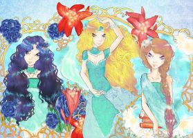 ---CommElyra : generations--- by menolly-48