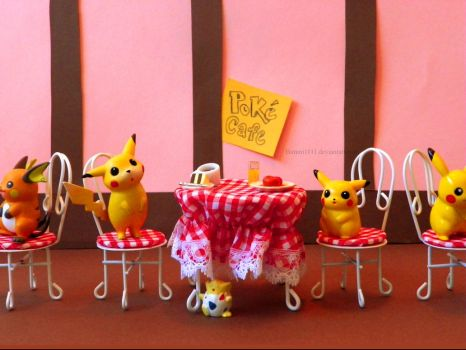 The PokeCafe II by Bimmi1111