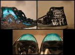 Pierce The Veil-Colide With The Sky-Converse by Arie-Vampiress