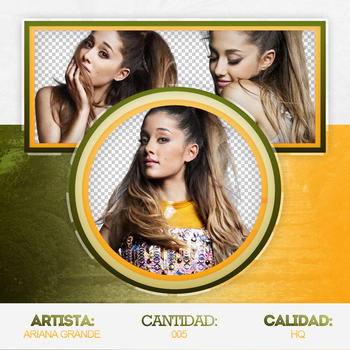Pack png 121 // Ariana Grande by ExoticPngs