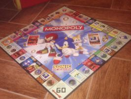Monopoly Sonic by Oh-Life
