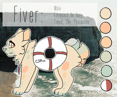 Fiver Reference Sheet by okIahoma