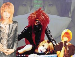 Shinya Dir en grey by RinSohma