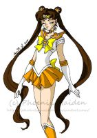 RQ: coreena12 Sailor Sun color by MissPhiMouse