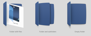 Sandwich-Live folders by tchiro