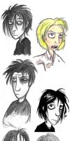Faces by halley42