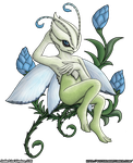 Voice of the Forest: Celebi by StellarWind