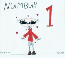 Numbuh 1: request from Ioana by delightfuliza