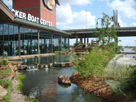 Bass Pro Shop, Bricktown, OKC by FhynixPhotos