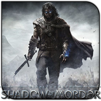 Middle Earth Shadow of Mordor by griddark