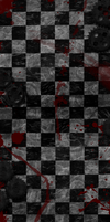 Black and White version with just blood. by darkdissolution