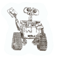 WALL-E by Klashkrool