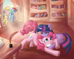 It's Just What Friends Do by hnkkorgris