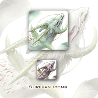 Shriivan Icons by glassarcadia