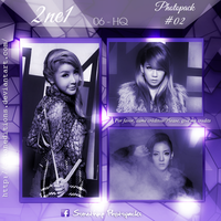+2NE1   Photopack #OO2 by AsianEditions