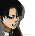 Levi Colored by Narryaque