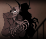 Nosferatu by eltonpot