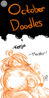 October Doodles #2 by TheEnglishGent
