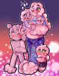 Mamu Steve and his starchilds by karsisMF97