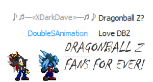 HELL YEA DBZ FANS FOR EVER ! by XDarkDave1040