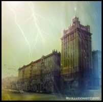 Kharkov city 33 by ru-illuzionist