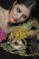 It comes the Masquerade time 5 by semoland